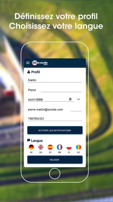 Drivers InfoCapture d'écran de 4