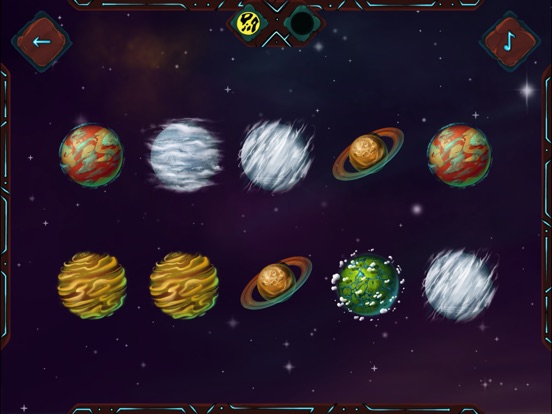 Planetarix Screenshots