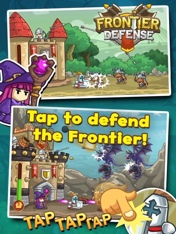 Frontier Defense (2017) для iPad