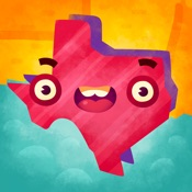 50 States - Top Education & Learning Stack Game by Chill Fleet (iOS on