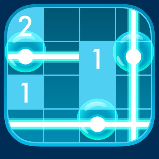 ライトクロス - 光と電球のロジックパズル