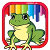 Little Frog Games Coloring Book Learning Wiki