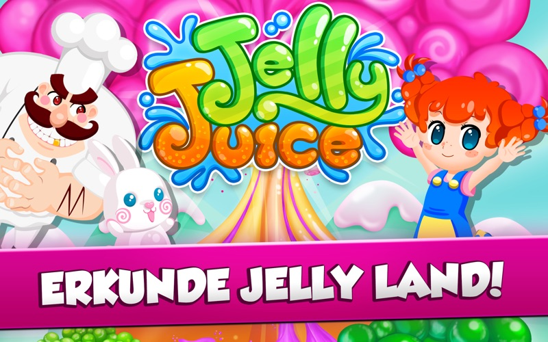 Jelly Juice Screenshot