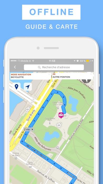 Dubaï – guide de voyage & carte offlineCapture d'écran de 4
