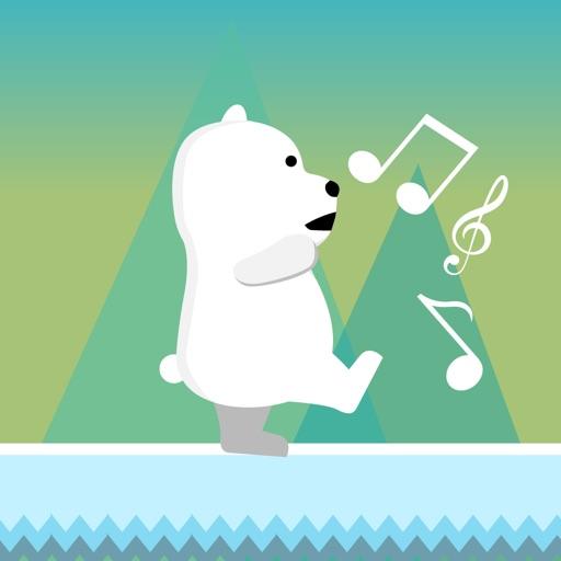 Polar Bear Scream iOS App