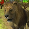 Safari Lion Simulator: Prey Hunting - Pro logo