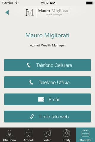 Mauro Migliorati screenshot 1