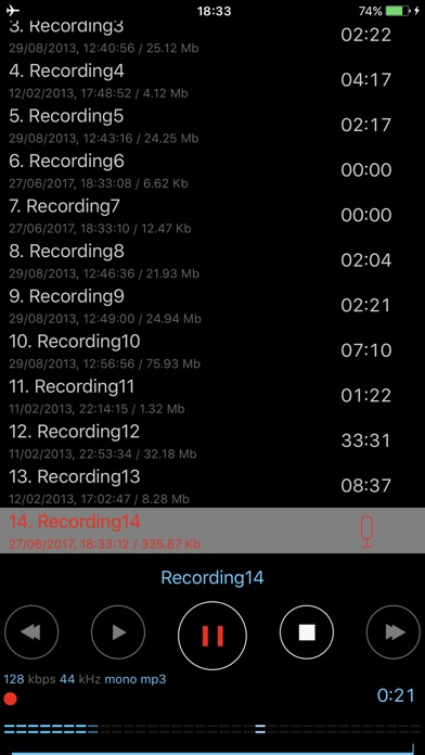 download Dictaphone - Audio Recorder appstore review