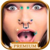 Piercing Stickers Beauty Salon Photo Editor – Pro