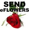 Blumen zu senden
