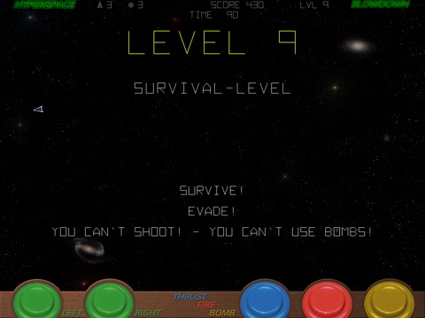 Yeast - Yet another Space Debris Shooter screenshot 3