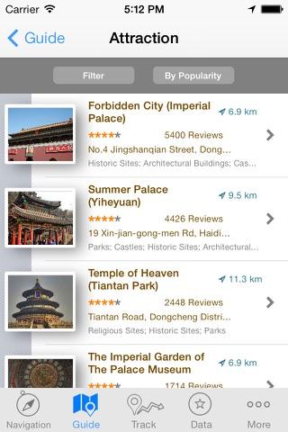 Malaysia Offline Map screenshot 4