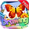 How to Sketch Butterfly on Picture Pro