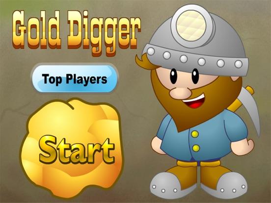 Скачать игру Gold Digger HD