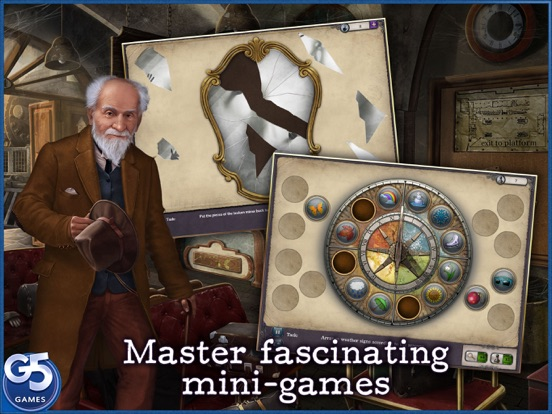 Screenshot #3 for Letters From Nowhere®: A Hidden Object Mystery