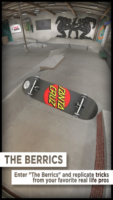 True Skate screenshot 4