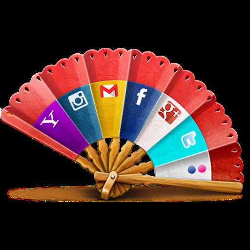 SocialFan Mac OS X
