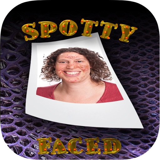 SpottyFaced - The Spotty Freckle Geek Booth iOS App