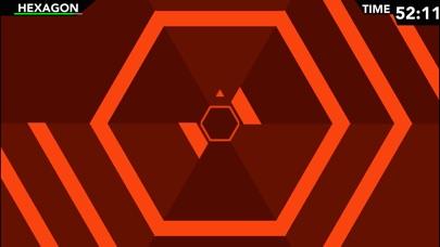 Screenshot #2 pour Infinite Hexagon - Super Geometry Mania!