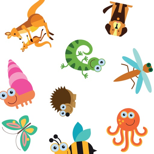 cartoon animal stickers in - photo #14