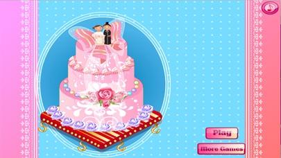 العاب طبخ كعكة الزفاف الكبيرة العاب بناتلقطة شاشة1