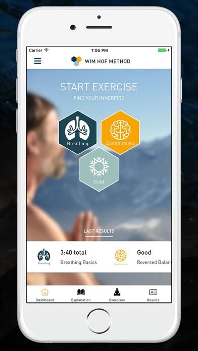 Wim Hof Method app