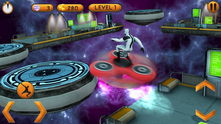 Fid Spinner Hover Board Mutant Rider Pro by Mahmood Ahmed