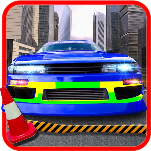 Extreme Car Parking : Multi Track Drive Game 3D