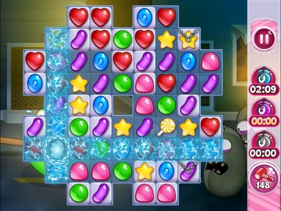 Jewel World Crush this Candy Mania для iPad