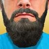 Coole Bart Stil: Bärte in Fotos einfügen Aufkleber