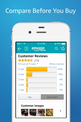 Amazon – Shopping made easy screenshot 4