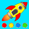 Kids Doodle: Coloring Book Space Game For Kids Wiki