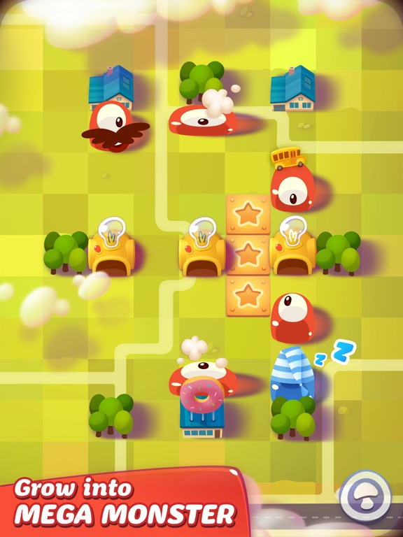 Screenshot #3 for Pudding Monsters HD