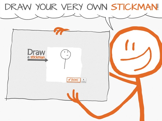 Draw A Stickman: Episode 2 на iPad