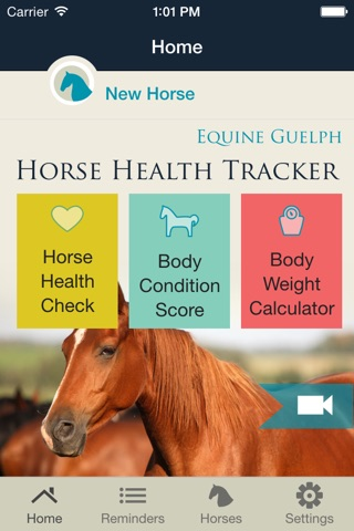 Horse Health Tracker screenshot 2