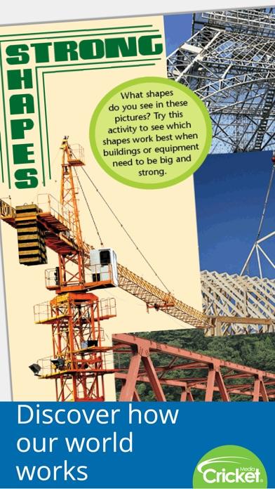 Click Magazine review screenshots