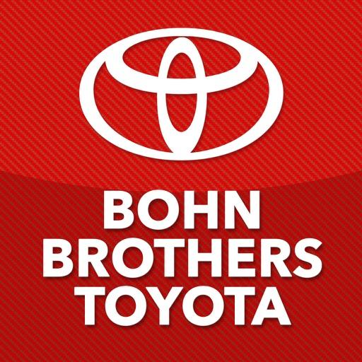 Bohn Brothers Toyota iOS App