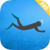 Diving Underwater Training & Scuba Diver Breathe