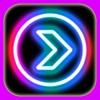 Neon Dancing Line - Neon Sprint