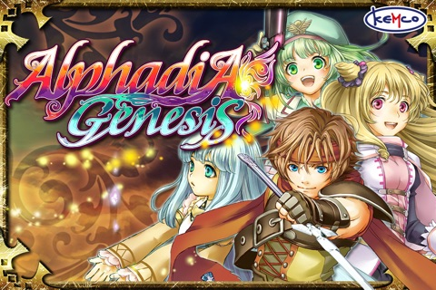 RPG Alphadia Genesis screenshot 1