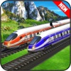Modern Passenger Train : Speed Driving Game - Pro