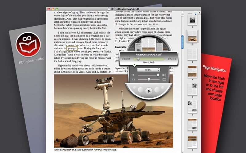 pdf voice reader for mac