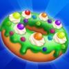 甜甜圈製造商麵包店