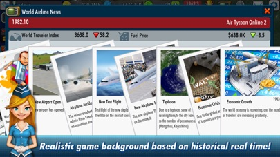 Screenshot #8 for AirTycoon Online 2.