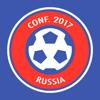 Rusia 2017 / Calendario de la Copa Confederaciones
