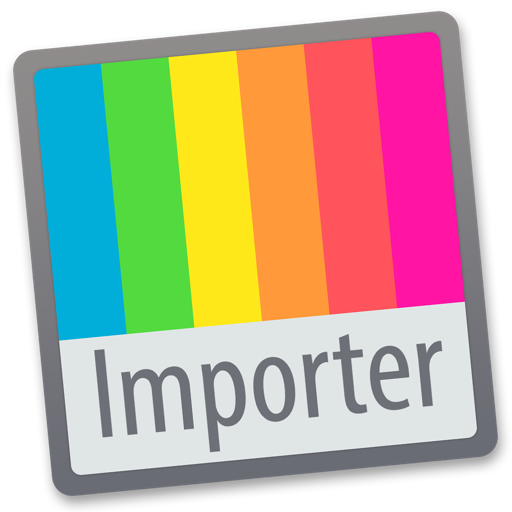 Color Palette Importer