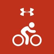MapMyRide - moniteur GPS - parcours à vélo