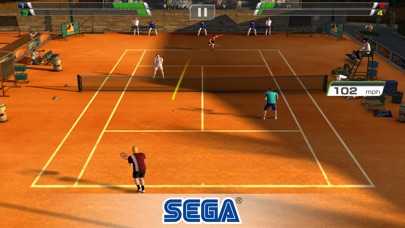 Virtua Tennis Challenge screenshot 3