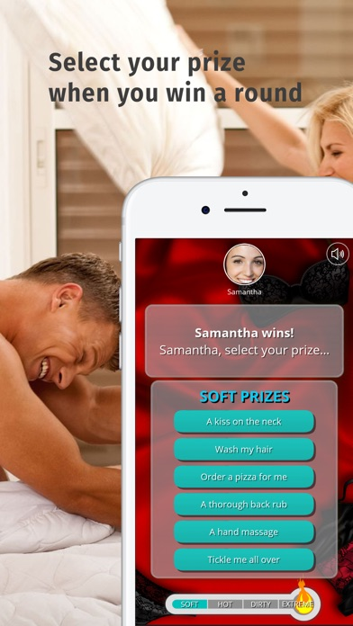 Adult Couple Game: The Erotic Quiz (Premium) Screenshots