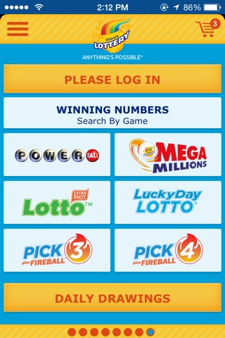 Top Five Illinois Lottery Pick 4 Evening Winning Numbers